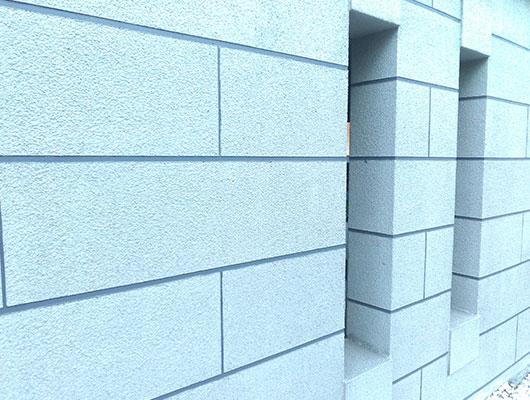 学校の外壁